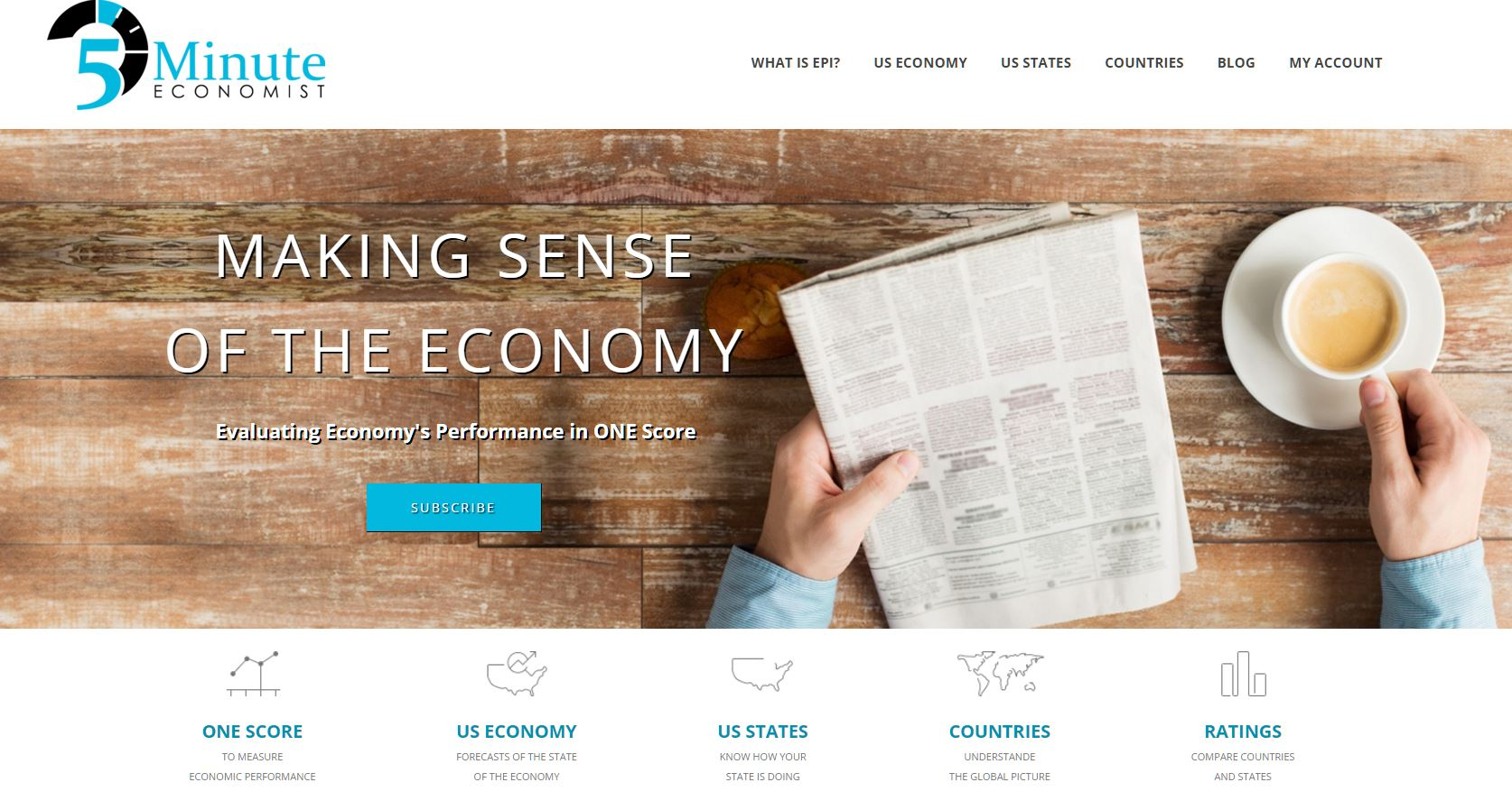 5MinuteEconomist.com